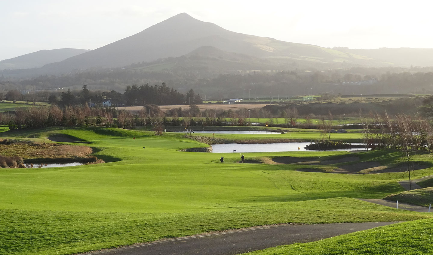 Laoghaire Golf Course